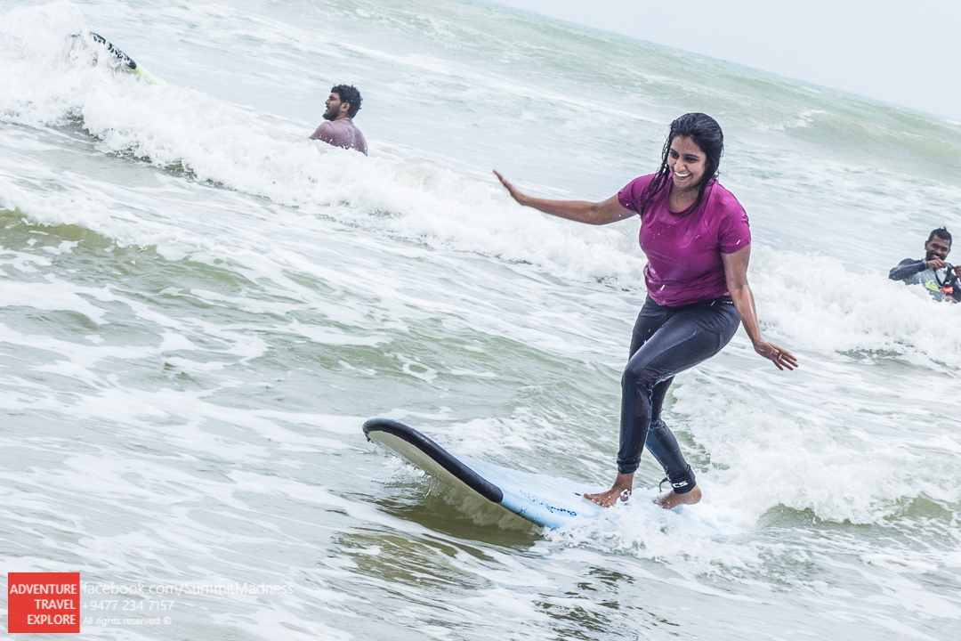 Beginner Surfing destinations in Sri Lanka - Waligama